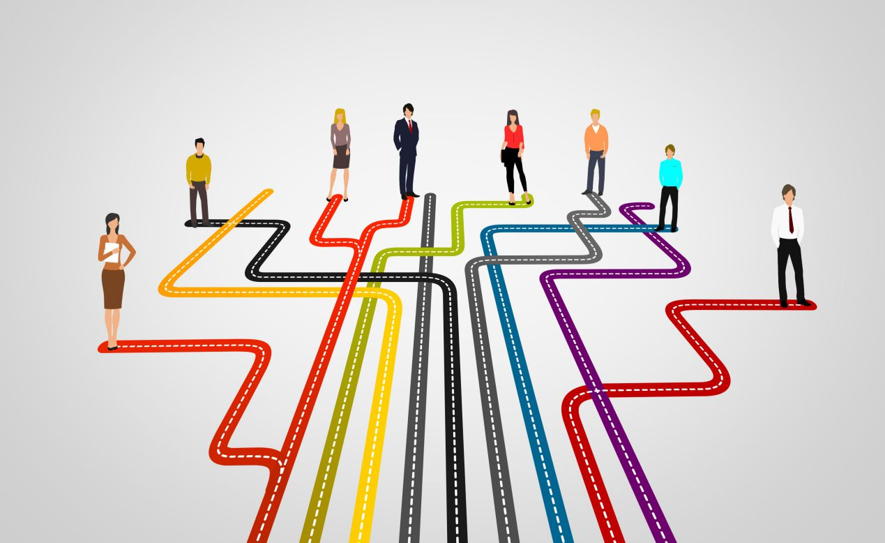 Careers - Different Career Paths - Being On the Fast Track